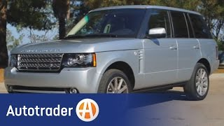 2012 Land Rover Range Rover - AutoTrader New Car Review