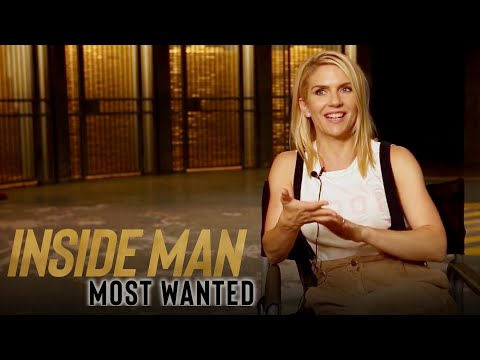 Inside Man: Most Wanted | Rhea Seehorn Behind-the-Scenes Interview