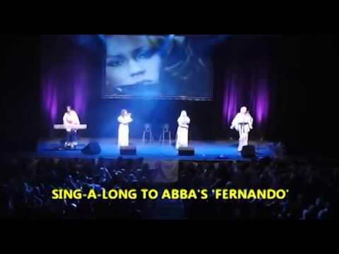 Video (Abba) Abba-Alike Abba Tribute Band Brampton, Cumbria