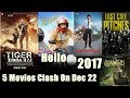 Tiger Zinda Hai To Clash With 4 Other Movies On December 22, 2017
