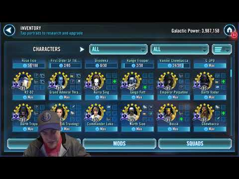 Download Top 10 Best Heroes June 2019 Star Wars Galaxy Of Heroes