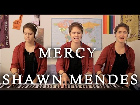 Mercy - Shawn Mendes cover - Lilly Brown