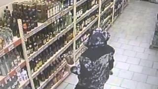 Кузбасский серийный похититель спиртного