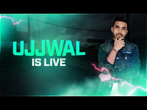 UJJWAL IS LIVE WITH FALL GUYS!!