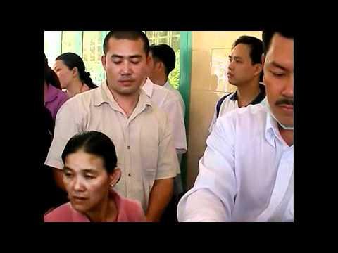 Video Ông Võ Hoàng Yên, chữa bệnh câm điếc