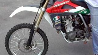 1. 2006 Husqvarna TC 250