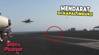 Video Pantesan Gak Kecebur! Inilah Trik Jenius Pesawat Jet Mendarat Di Kapal Induk MP3, 3GP, MP4, WEBM, AVI, FLV April 2019