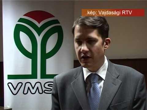 Híradó - Belgrádban is van VMSZ-iroda-cover
