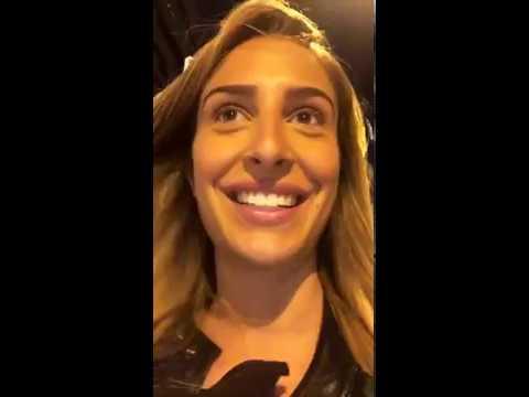 Valentina Allegri a Barcellona: taxi per Cardiff?