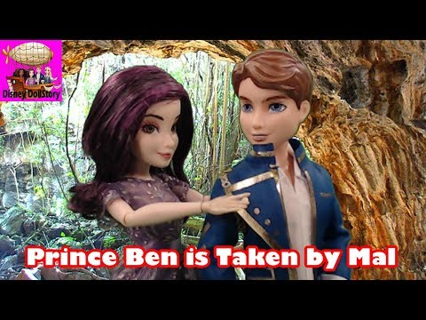 Prince Ben is Taken By Mal - Part 2 - Looks Can't Deceive Descendants Disney