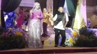Tarian Bollywood Fazura, Erra Fazira, Ziana Zain, Datuk Siti Nurhaliza, Rozita Che Wan
