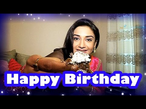 Rati Pandey celebrates her birthday