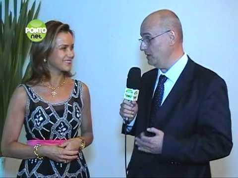 Ricardo Orlandini faz diversas entrevistas durante o Prêmio Assespro 2012. (Parte 1)