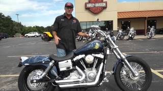 7. 2009 Harley-Davidson Dyna Street Bob