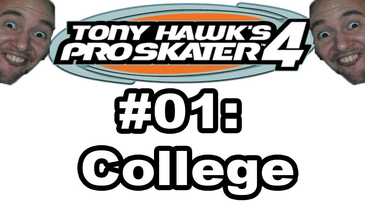 Speedy Renton: Tony Hawk's Pro Skater 4 (Part 1 – 3)