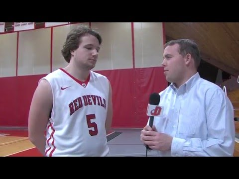 Dickinson Men's Basketball Game Highlights vs. Washington College
