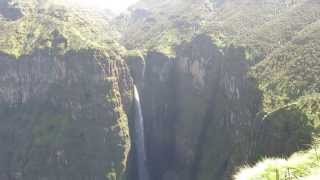 Jinbar Waterfall - Simien Mountains, Ethiopia
