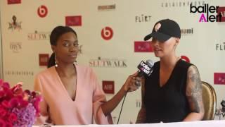 Baller Alert - Amber Rose Slut Walk Press Conference