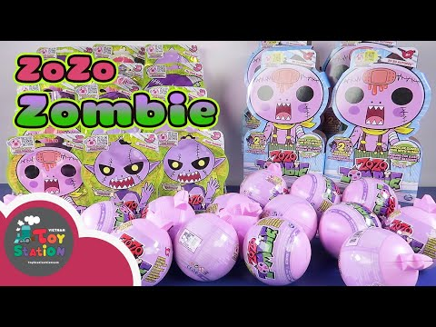 Đoàn quân ZoZo Zombie xâm chiếm ToyStation 522