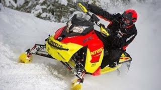 6. 2015 Ski Doo Renegade XRS