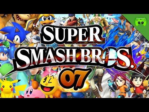 SUPER SMASH BROS # 7 - Luigi da KILLA «» Let's Play Super Smash Bros. | Full HD