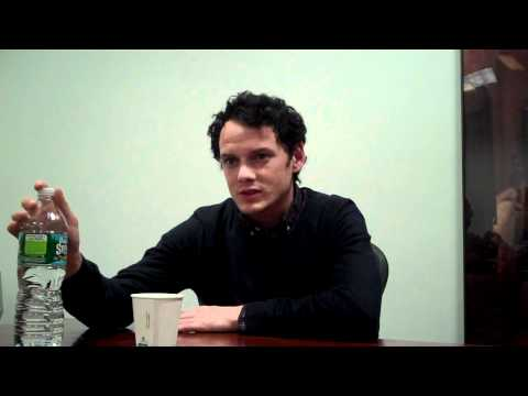 Anton Yelchin - Scott Feinberg chats with the actor Anton Yelchin about his life and career. (New York, 10/17/11)