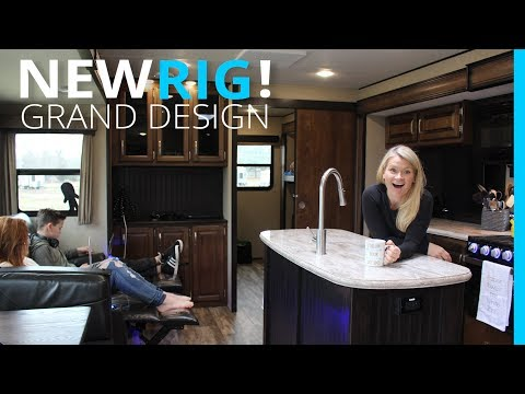 NEW RV! GRAND DESIGN REFLECTION 312BHTS  EP 90