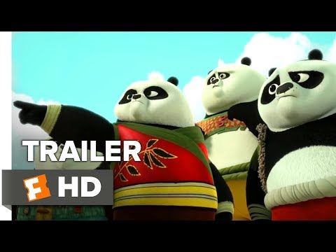 Kung Fu Panda: The Paws of Destiny Season 1 Trailer   Fandango Family