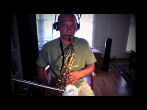 Mariah Carey - Without You (saxophone Cover By James E. Green)
