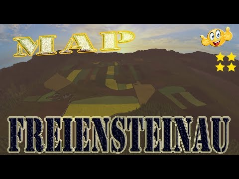 Freiensteinau Map v2.0