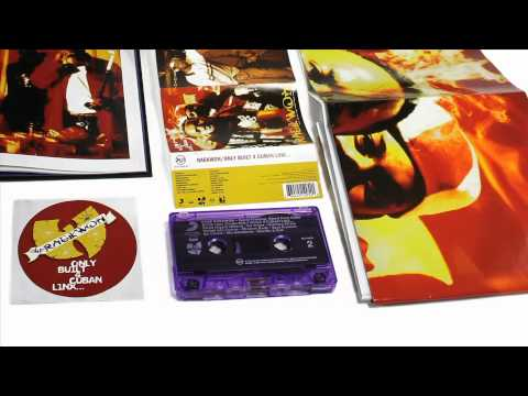 Get On Down   Raekwon: Only Built 4 Cuban Linx Purple Tape Cassette Box Set
