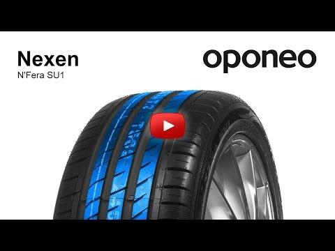 Reifen Nexen N'Fera SU1 ● Sommerreifen ● Oponeo™