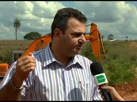 TV UP / UP NOTÍCIAS - Reparo em ponte sobre o Rio Xambrê (08/11/2011)