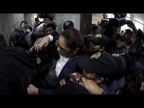 Γουατεμάλα: Πράσινο φως για την αποπομπή του προέδρου