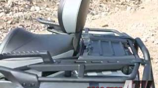 4. ATV Television Test - 2008 Can Am Outlander Max 800 Ltd.