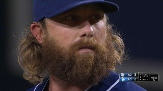 Beards in Baseball