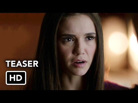 The Vampire Diaries Season 8 Teaser 'Elena and Stefan'