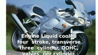 10. Triumph Daytona 955i  superbike Info Top Speed Transmission motorbike Dealers Engine