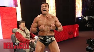 Nonton WWE Network: Alberto Del Rio returns to WWE to challenge John Cena: WWE Hell in a Cell 2015 Film Subtitle Indonesia Streaming Movie Download