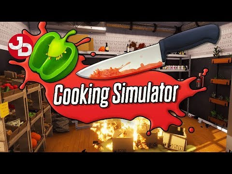 Cooking Simulator  Pc Gameplay 1080p 60fps