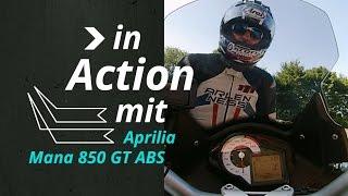10. Motorrad Brune Bikes / Aprilia Mana 850 GT ABS