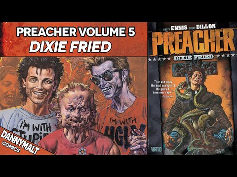 Preacher - Volume 5: Dixie Fried (1998) - Full Comic Story & Review