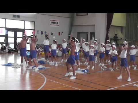 谷地西部小学校秋季大運動会ダイジェスト