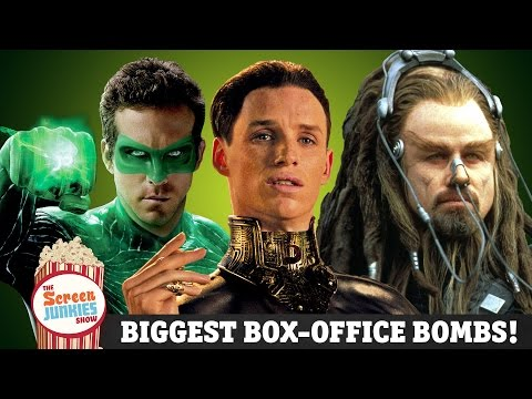 Biggest Box Office Bombs! - MOVIE FIGHTS!!