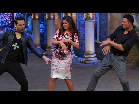 Akshay Kumar And Nimrat Kaur All Set For Laugh Rio