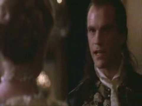 dangerous liaisons - final scene between merteuil & valmont
