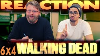 "The Walking Dead 6x4 REACTION!! ""Here's Not Here"""