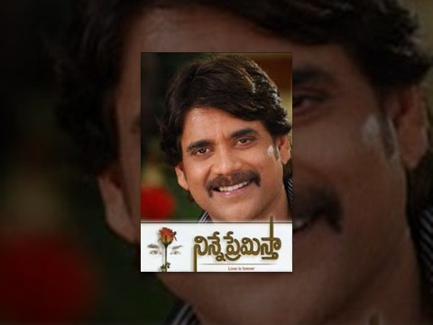 ninne - Kalyan(Srikanth) is a Bank officer who is transferred to an interior place of 'Konaseema' along with his friend cum assistant (Rajendra Prasad). There he finds a beautiful belle 'Meghamala' (Soundarya) who looks like the silver screen incarnation...