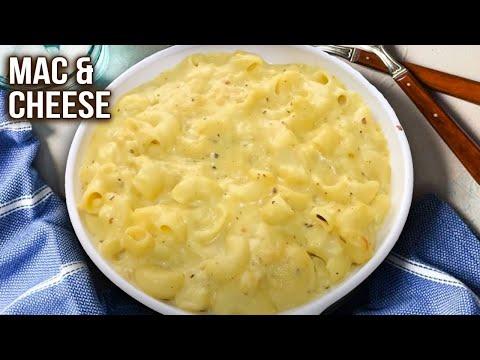 Mac and Cheese Recipe   How To Make Mac and Cheese   Macaroni Pasta Recipe   Tasty Snacks   Ruchi