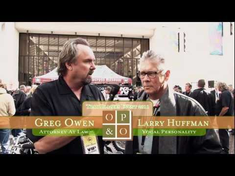 Larry Huffman: The voice of Supercross – Trailblazers Event 2011